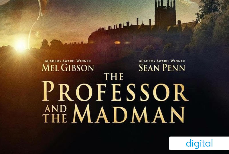 ATHINAION - THE PROFESSOR AND THE MADMAN